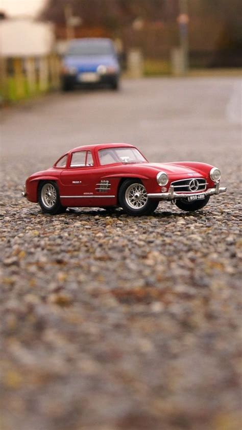 Create and share your own ringtones and cell phone wallpapers with your friends. Vintage Mercedes toy car - iPhone wallpaper @mobile9 | Car ...