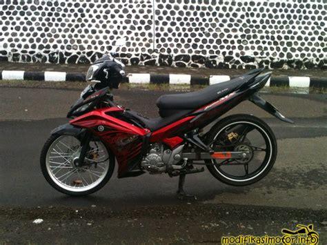 Modipikasi Motor by 20 Gambar Foto Modifikasi Motor Yamaha Jupiter Mx New