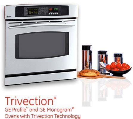 ge trivection technology  ge profile monogram ranges ovens abt