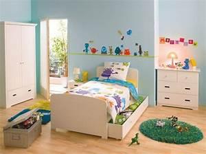 Chambre Enfant 2 Ans : chambre d 39 enfant gar on 2014 3 d co ~ Teatrodelosmanantiales.com Idées de Décoration