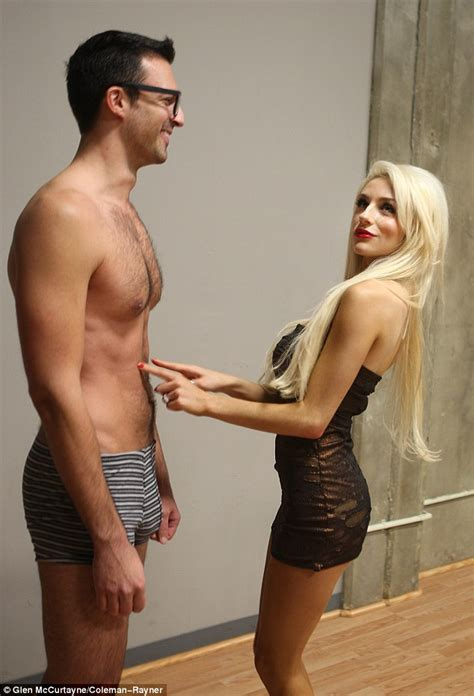 Courtney Stodden Auditions Shirtless Men To Star In Her