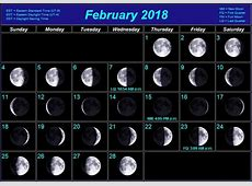 Free 2018 Full Moon Calendar Download Full Moon Calendar