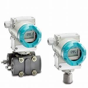 Siemens Smart Differential Pressure Transmitter  7mf4433