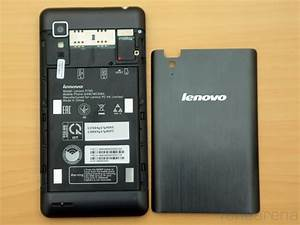 Lenovo P780 Photo Gallery