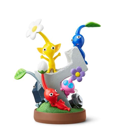 bros wire new smash pikmin and splatoon amiibo coming this