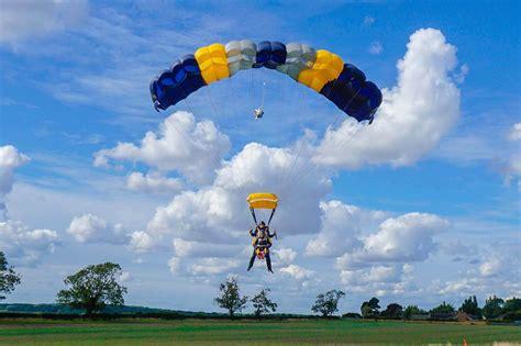 UK Parachuting Vouchers - UK Parachuting
