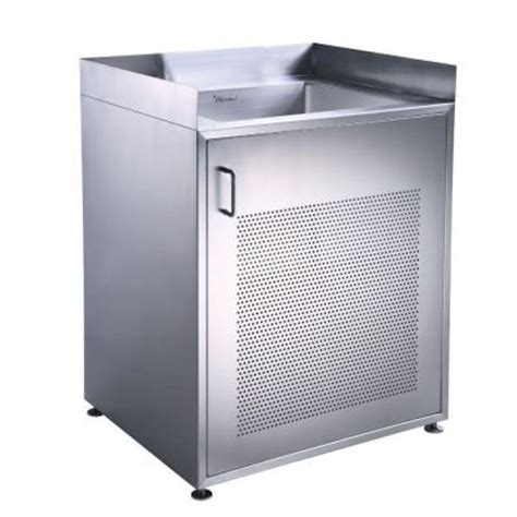 home depot utility sink and cabinet whitehaus collection 30 in x 25 in stainless steel