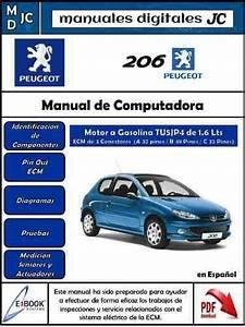 Manual De Computadora  Ecm  Peugeot 206 1 6 L En Lima