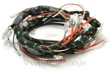 Triumph Wiring Harness Made Great