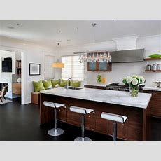Modern Kitchen Islands Pictures, Ideas & Tips From Hgtv