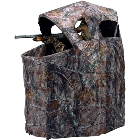ameristep chair blind ameristep bone collector blind realtree ap camouflage