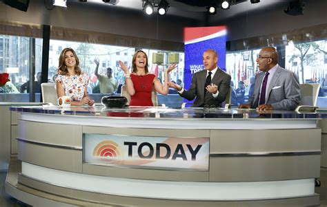 'today' Show Set Getting A Facelift