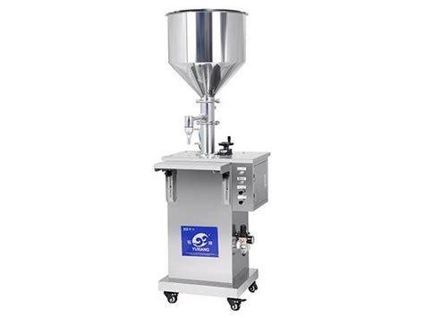 vertical cream filling machine semi automatic filling machine yuxiang