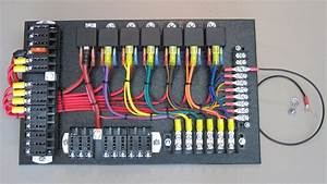 Custom Relay Panels  U2013 Ce Auto Electric Supply