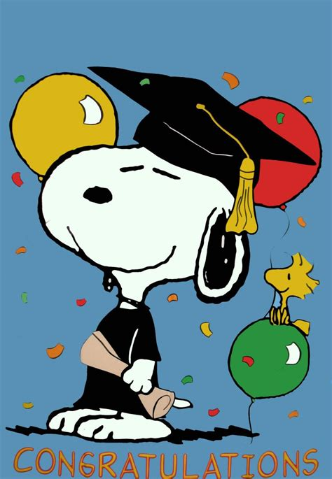 Free Snoopy Graduation Cliparts, Download Free Clip Art ...