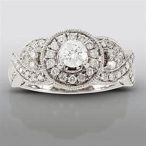 girlsvilla bridal jewelry collection With david tutera wedding rings at sears