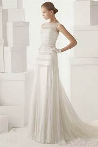 my fancy bride blog elegant sheath wedding dresses for With wedding dresses for tall brides