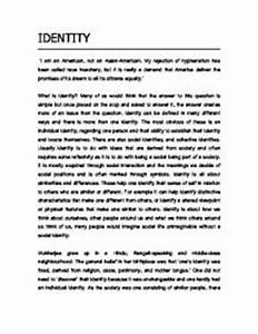 American Identity Essay creative writing tasks year 4 cover letter writer how much of your life do you spend doing homework