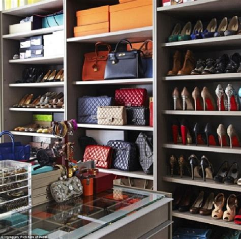 Rich Closet by The Rich Of Dubai Flaunt Their Wealth In Envy