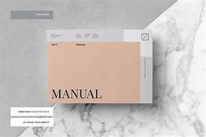 Palermo Brand Manual By Studio Standard On  Creativemarket