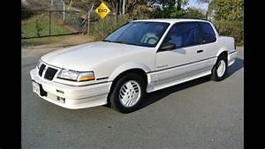 Pontiac Grand Am Se Coupe Quad 4 Cyl 1 Owner 48k Orig