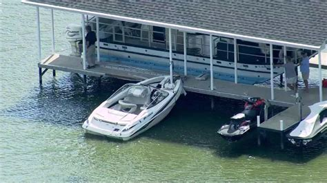 Crash Rescue Boat by Critically Injured In Fox River Boating Near