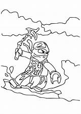 Ninjago Ice Shurikens Coloring Pages Printable Parentune Sheets Child sketch template