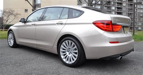 Executive Road Warrior Bmw 535i Gt Review And Road Test