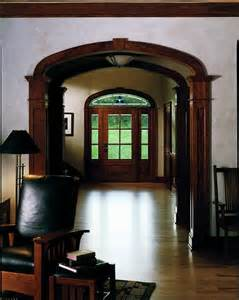 beautiful craftsman architectural details rectangular straightline architectural entranceways by
