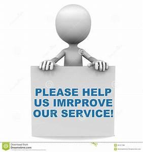Survey feedback stock illustration. Image of service ...
