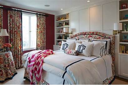Curtains Bedroom Traditional Floral Bold Hgtv Right