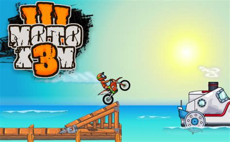 Play Moto X3m 3 On Y0x.com
