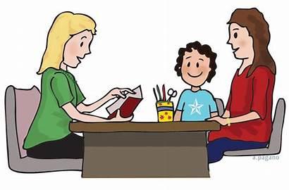 Meeting Clipart Parent Cartoon Cliparting