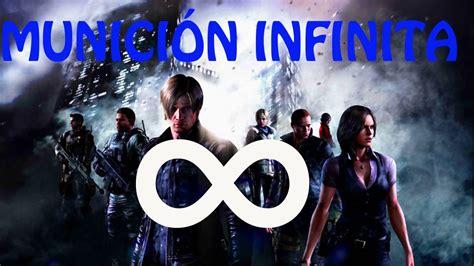 Resident Evil 6  Cómo Tener Munición Infinita [1080p