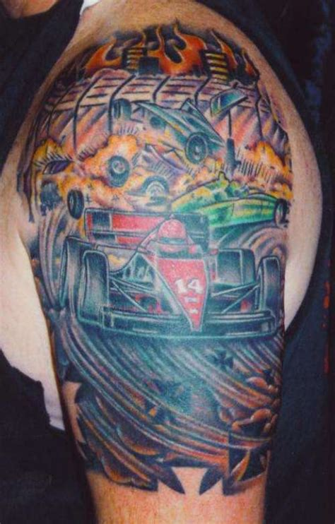 cool  classic car tattoo designs  meanings