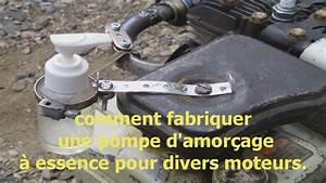 Fabriquer Une Fontaine Sans Pompe : comment fabriquer une pompe d 39 amor age essence pour divers moteurs youtube ~ Melissatoandfro.com Idées de Décoration