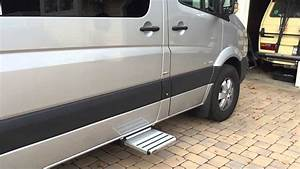 Thule Omni-step Automatic Sliding Step 400mm