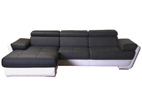 canapé d angle noir conforama conforama canapé d angle gauche convertible davison