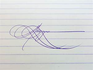 15+ Perfect Handwriting Examples That'll Give You An ...