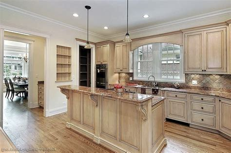 Photos white washed cabinets