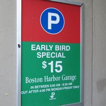 boston aquarium parking garage rates boston harbor garage parking waterfront boston ma