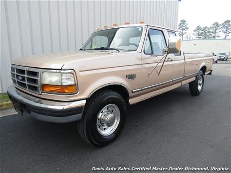 1996 Ford F 250 XLT Classic Super Duty 7.3 Diesel OBS Long