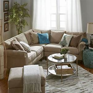 alton 3 piece l shaped sectional ecru pier 1 imports With pier 1 sectional sofa