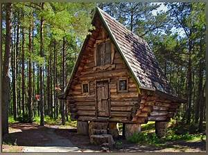Haus Auf Russisch : das hexenhaus in den russischen w ldern tree house ~ Articles-book.com Haus und Dekorationen