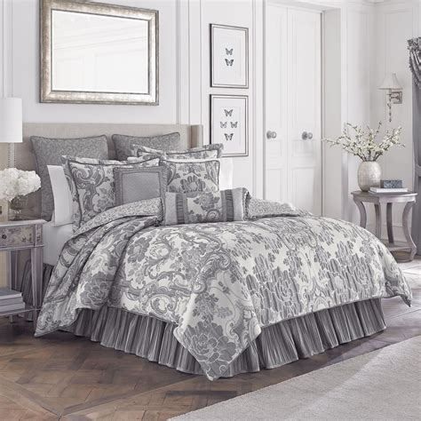 silver comforter sets images and photos objects hit