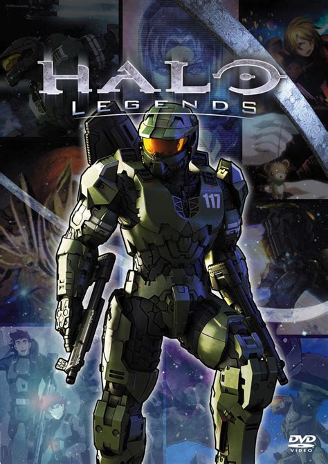 Halo Legends Neoapo アニメ・ゲームdbサイト