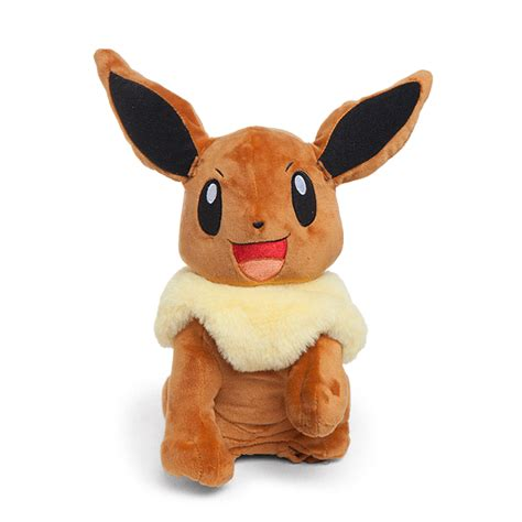my friend eevee animated plush