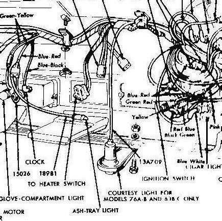 67 Mustng Door Wiring Diagram by Fyi Ford Mustangsteve S Ford Mustang Forum 187 Dash