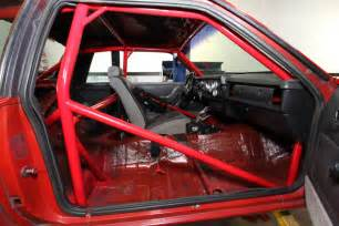 ford mustang roll bar 666 mustang gets updated and runs mid 10s dragzine