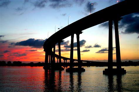 San Diego Sunset Scott Brown
